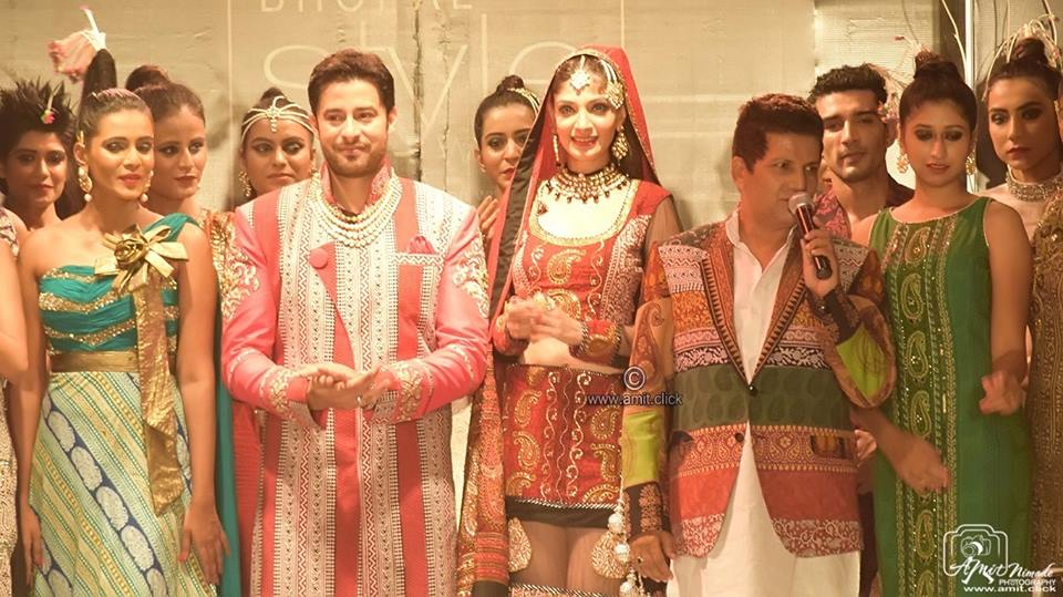 Grand Opening of Gitanjali Trust Forever Bhopal Style Week Season 1